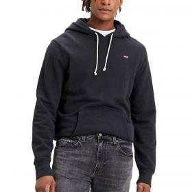 Felpa Levi's New Original Hoodie con cappuccio con coulisse da uomo rif. 34581-0001