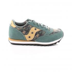 Scarpe Sneakers Saucony Jazz Original Green/Camo da bambino rif. SK263324