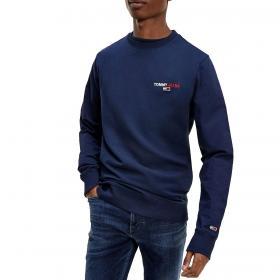 Pullover Tommy Jeans in cotone biologico da uomo rif. DM0DM08729