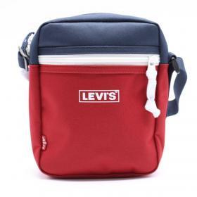 Borsello Levi's Colorblock con tracolla regolabile e logo rif. 38005-0151