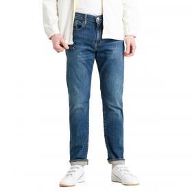Jeans Levi's 502 Taper dark blue 5 tasche da uomo rif. 29507-0775