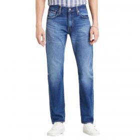 Jeans Levi's 502 Taper slim fit 5 tasche vita alta da uomo rif. 29507-0777