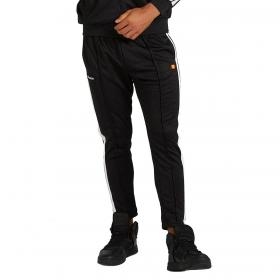 Pantaloni Ellesse in tuta acetati con logo e bande laterali da uomo rif. EHM302W20