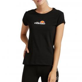 T-shirt Ellesse girocollo con mini logo sul petto da donna rif. EHW202W20