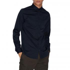 Camicia Armani Exchange in cotone stretch da uomo rif. 8NZCBD ZN10Z
