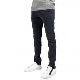 Pantaloni Guess skinny all over print tasche chino da uomo rif. M0YB29WD5M1
