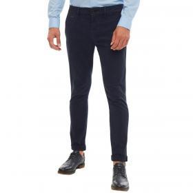 Pantaloni Guess modello chino skinny fit da uomo rif. M93B29WBTU0