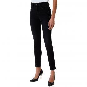 Jeans Liu-Jo skinny con bande gioello laterali da donna rif. UF0013D4370