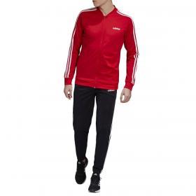 Tuta Adidas Basic 3-Stripes con felpa e pantaloni da uomo rif. GD5098