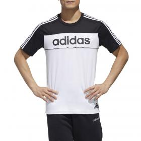 T-shirt Adidas Essentials Tape girocollo con stampa da uomo rif. GD5496