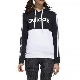 Felpa Adidas Essentials Colorblock con cappuccio da donna rif. GL6302