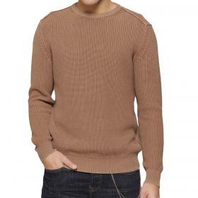 Maglione Over-d girocollo e polsini in maglia a costine da uomo rif. OM240MG