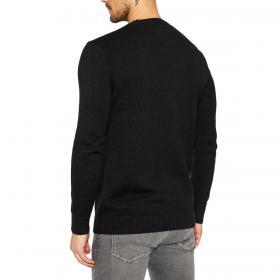 Pullover Tommy Jeans Essential in cotone biologico da uomo rif. DM0DM08801