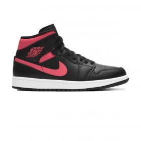 Scarpe Sneakers Nike Air Jordan 1 Mid da donna rif. BQ6472-004