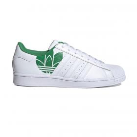 Scarpe Sneakers Adidas Superstar con trifoglio da uomo rif. FY2827