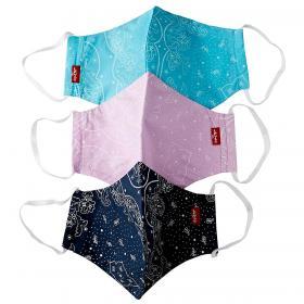 Mascherine Levi's 3 Pack riutilizzabili con stampa unisex rif. 87580-0006