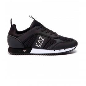 Scarpe Sneakers Emporio Armani EA7 con logo da uomo rif. X8X027 XK050