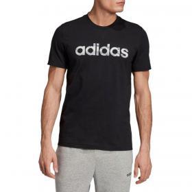 T-shirt Adidas girocollo con stampa camouflage da uomo rif. EI9755