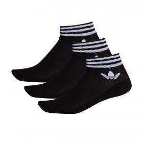 Calzini Adidas Trefoil 3pack unisex rif. EE1151