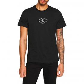 T-shirt Calvin Klein Jeans con stampa monotriangle da uomo rif. J30J317448
