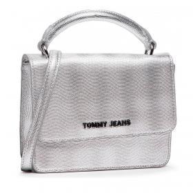 Borsa Tommy Jeans a tracolla piccola con logo da donna rif. AW0AW09858
