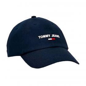 Cappello Tommy Jeans da baseball con fascetta a contrasto unisex rif. AM0AM07174