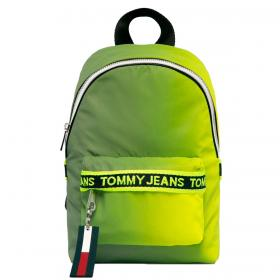 Zainetto Tommy Jeans con logo ripetuto in poliestere rif. AW0AW09892