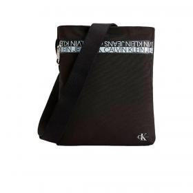 Borsa borsello Calvin Klein Jeans a tracolla in poliestere riciclato da uomo rif. K50K506539