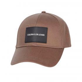 Cappello berretto Calvin Klein Jeans con logo in cotone biologico unisex rif. K50K506572