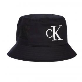 Cappello Calvin Klein Jeans alla pescatora in cotone biologico con tasca unisex rif. K50K506821