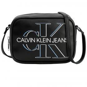 Borsa Calvin Klein Jeans a tracolla in ecopelle da donna rif. K60K607473