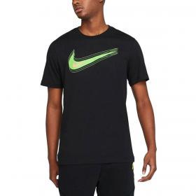 T-shirt Nike Sportswear stampa grafica con swoosh da uomo rif. DB6470