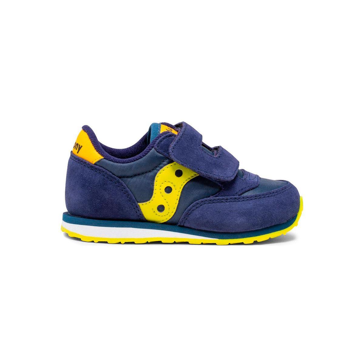Scarpe Sneakers Saucony Baby Jazz HL da bambino rif. SL264801