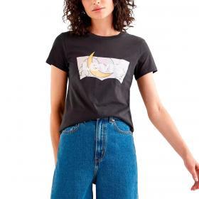 T-shirt Levi's The Perfect Tee con stampa logo da donna rif. 17369-1252