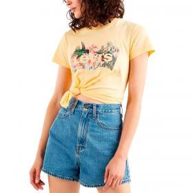 T-shirt Levi's The Perfect Tee con stampa floreale da donna rif. 17369-1264