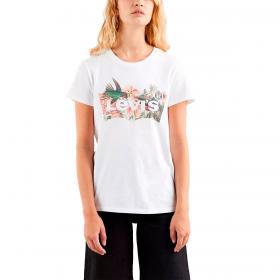 T-shirt Levi's The Perfect Tee con stampa floreale da donna rif. 17369-1265