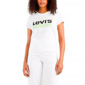 T-shirt Levi's The Perfect Tee con stampa logo da donna rif. 17369-1499