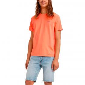 T-shirt Levi's The Original Housemark Tee girocollo con mini logo da uomo rif. 56605-0069