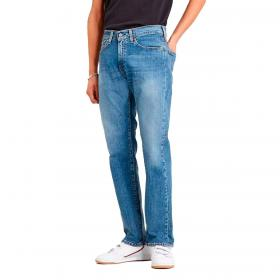 Jeans Levi's 502 Taper L32 a vita bassa 5 tasche da uomo rif. 29507-0839