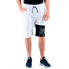 Bermuda pantaloncino Pyrex con stampa colorblock da uomo rif. 21EPB41937