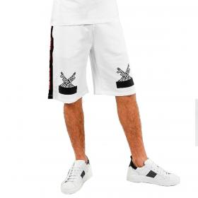 Bermuda pantaloncino Pyrex con bande laterali logate da uomo rif. 21EPB42117