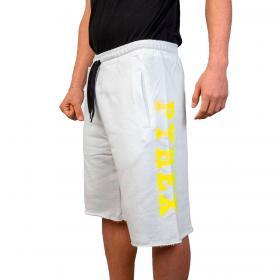 Bermuda pantaloncino Pyrex con stampa laterale da uomo rif. 21EPB42151