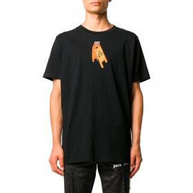 T-shirt Off-White Pascal Skeleton S/S Slim Tee da uomo rif. OMAA027F20FAB003