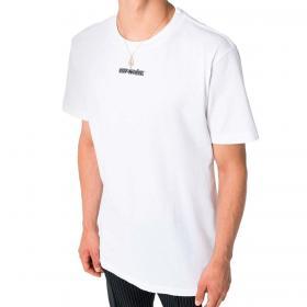T-shirt Off-White Marker S/S Slim Tee da uomo rif. OMAA027E20JER005