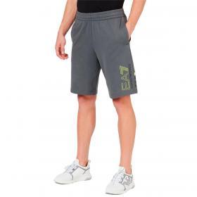 Shorts Emporio Armani EA7 in jersey con logo da uomo rif. 3KPS57 PJ05Z
