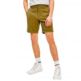 Shorts Tommy Jeans Scanton chino regular fit da uomo rif. DM0DM11076
