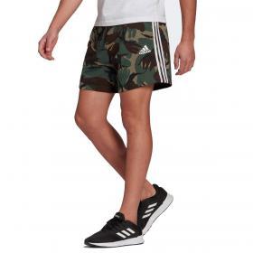 Shorts Adidas Essential French Terry Camouflage stampato da uomo rif. GK9621