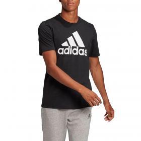 T-shirt Adidas Essentials Big logo girocollo da uomo rif. GK9120