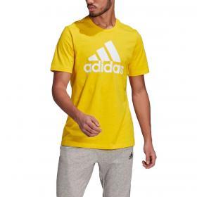 T-shirt Adidas Essentials Big logo girocollo da uomo rif. GM3248