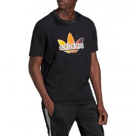 T-shirt Adidas SPRT Graphic con stampa trifoglio da uomo rif. GN2441